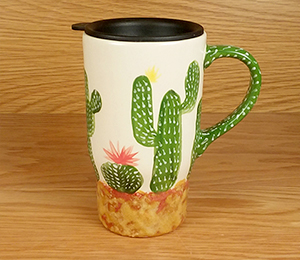 Summit Cactus Travel Mug