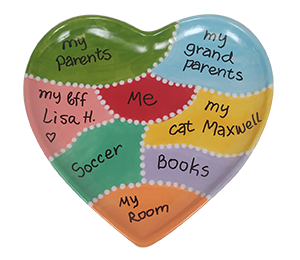 Summit Map Of My Heart