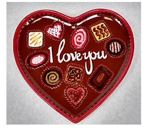 Summit Valentine's Chocolate