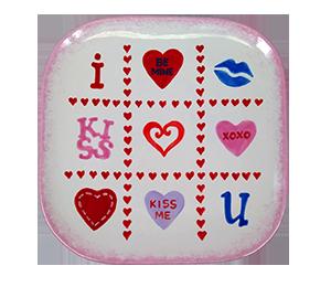 Summit Valentine's Tic Tac Toe